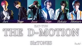KAT-TUN - THE D-MOTION