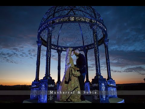 Musharraf & Sobia | Cinematic Wedding Trailer | Goosedale Wedding | Village Hotel Nottingham