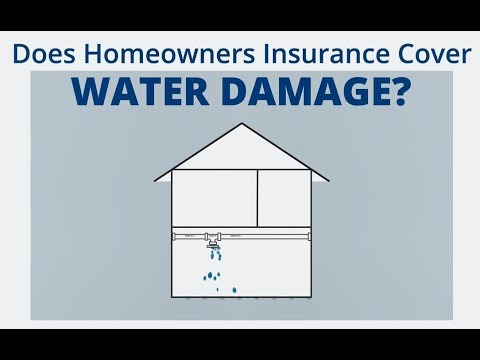 Does Homeowners Insurance Cover Water Damage?   Allstate Insurance
