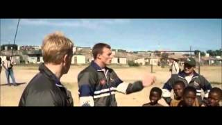Invictus (best scene) playing with kids