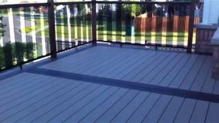 Timbertech Xlm, Composite Decking Installed