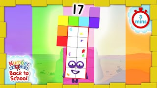 Numberblocks: Welcome to 17's Art Museum thumbnail