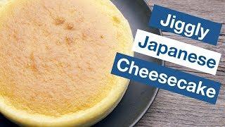 Japanese Cotton Soft Cheesecake Recipe - Le Gourmet TV 4K