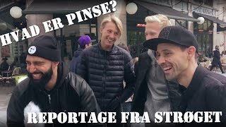 Hvorfor fejrer vi Pinse? Reportage fra Strøget