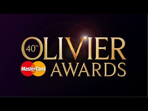 Olivier Awards with MasterCard from the Royal Opera House