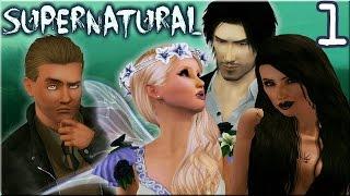 Let's Play: The Sims 3 Supernatural | Part 1 — Vampiric Slumber