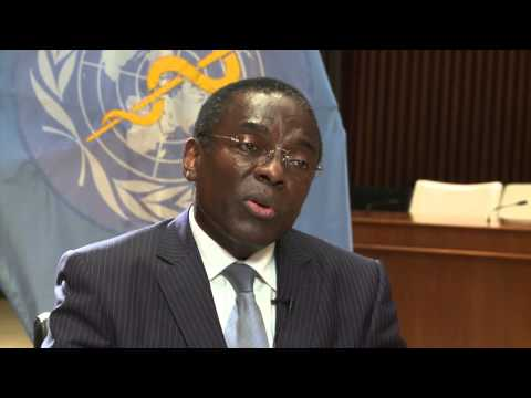 Ebola Outbreak in West Africa: Interview with Dr. Luis Gomes Sambo, WHO Regional Director for Africa