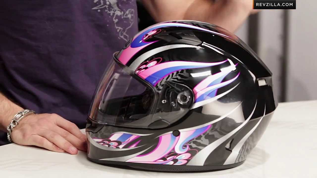 Bell Qualifier Coalition Helmet Review at RevZilla.com - YouTube 01579fdd415