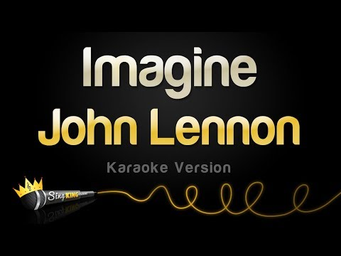 John Lennon - Imagine (Karaoke Version)