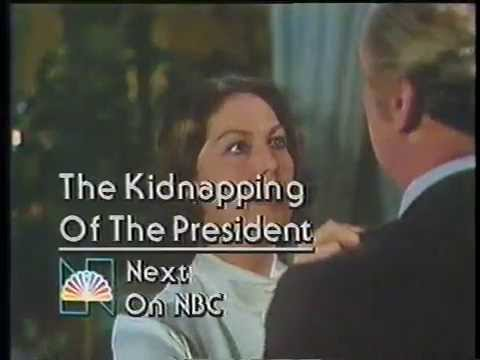 The Kidnapping Of The President 1980 NBC Promo