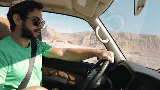 Nissan Super Safari presents Limitless Adventure with Sherif Fayed Full Story
