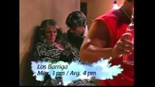 Los Barriga - Avance