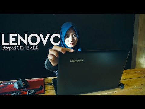Lenovo Ideapad 310-15ABR, Notebook Produktivitas - #ReviewBray