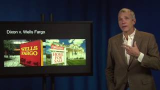 Contract Law 37 II Dixon v Wells Fargo (unfulfilled mortgage modification)