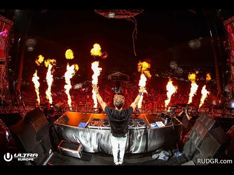 David Guetta - Ultra Europe 2018 Mp3
