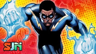 Is There Room for Black Lightning at CW?