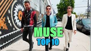 TOP 10 Songs - Muse