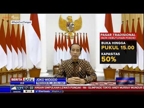 Download PPKM Dilonggarkan Bila Kasus Covid-19 Turun