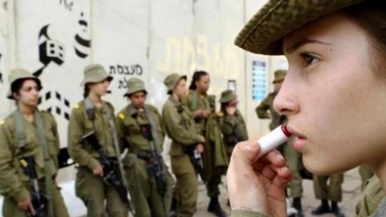 Fotos de mujeres en el ejercito israeli 65