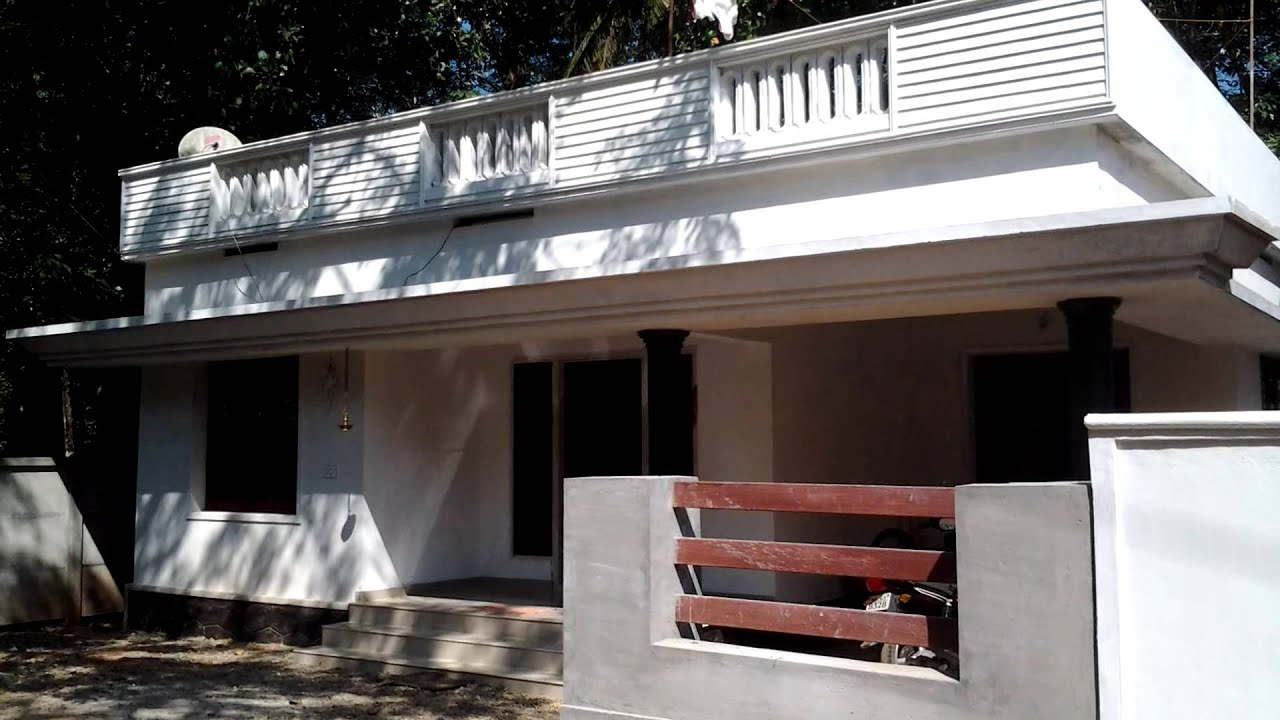 Angamaly, Ernakulam, Kerala Small Budget House For Sale In Good Area    YouTube