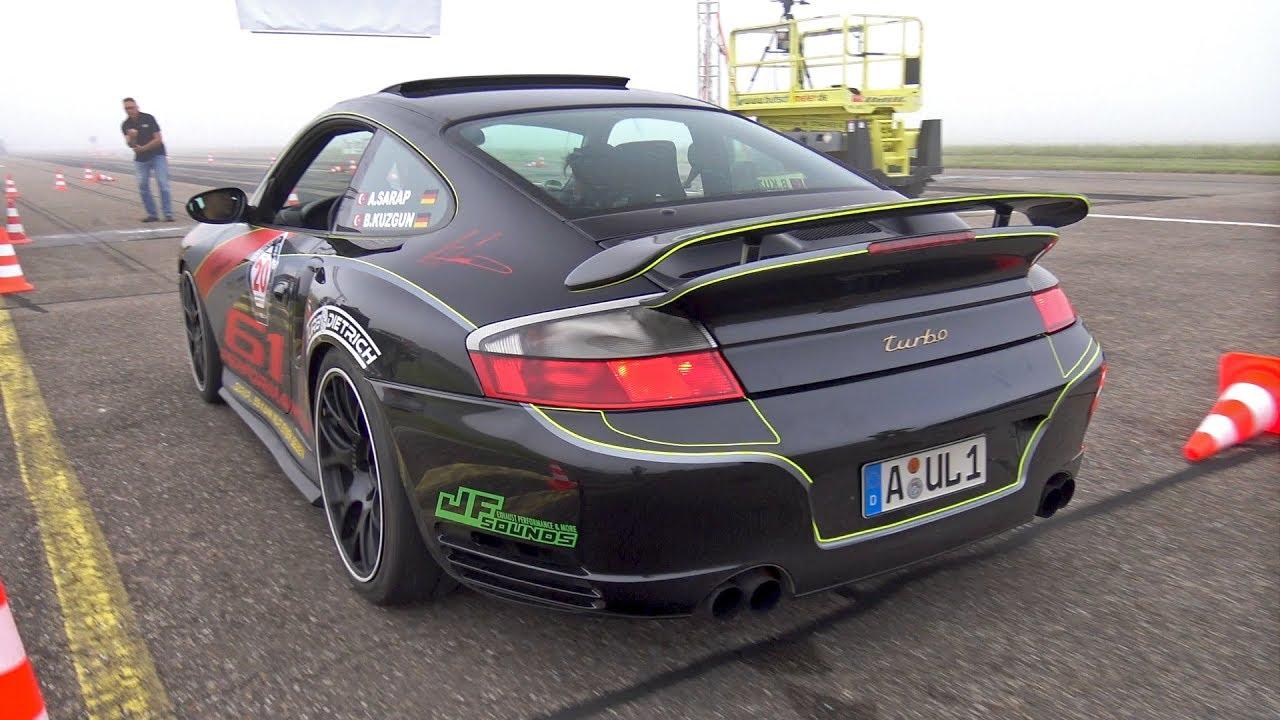 Porsche 996 Turbo >> 980hp Porsche 996 Turbo By 61 Performance Revs Drag Racing