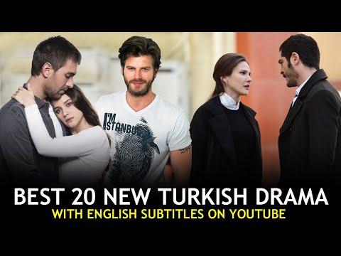 20 Best Turkish dramas with English subtitles on YouTube - 20 New Turkish Drama