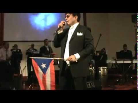 Orquesta del Rey  Mi Bandera, canta Bobby Cruz
