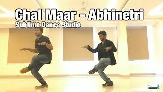 chal maar abhinetri prabhu deva tamannah dance cover sublime dance studio