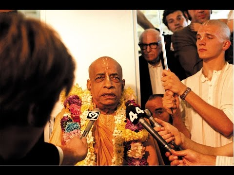 Karma Love And Devotion by Srila Prabhupada Bhagavad gita 9 27 29 on 19 12 66 at New York