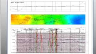 Geosoft GM-SYS Profile Gravity and Magnetic Modelling software