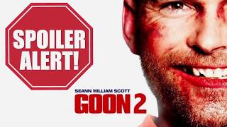 Goon 2 - Last of the Enforcers 2017 Movie Review / Drunk At The Movies