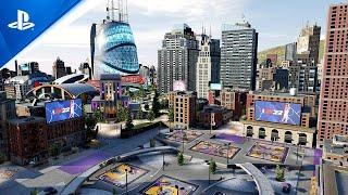NBA 2K22 – Tráiler La ciudad | PS5, PS4