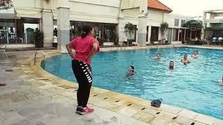 Senam Air Fitness Center WTC Mangga Dua