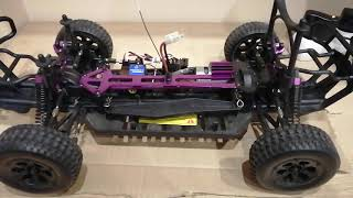 радиоуправляемая машина HSP Dakar H100 1:10
