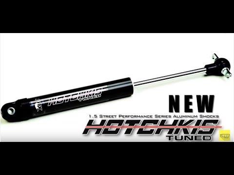 Hotchkis Tuned 1 5 Street Performance Series Aluminum Shocks SPS Shock  Absorbers