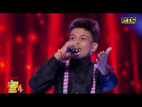 Vaastav | Ve Tu Rus Jana Jadon Dil Nahio Lagda | Studio Round 12 | Voice Of Punjab Chhota Champ 4