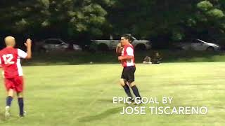 Ethos FC Jose Tiscareno Epic Goal on Free Kick RAS Sports