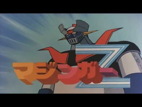 Mazinger Z Opening 1 Japones   マジンガーZ