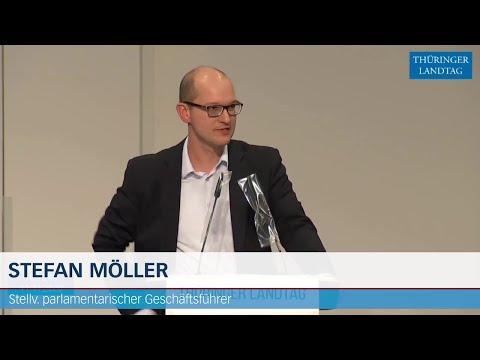 """Thüringer Landtag. """"Sie haben die Islamisten in Land gelassen."""" Stefan Möller, AfD 11.11.2020"""