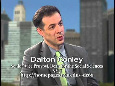Interview with Dalton Conley: Getting Your Money's Worth with Judith West