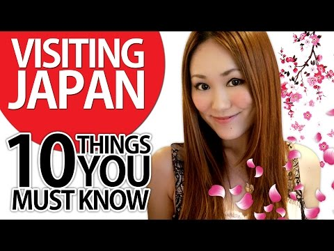 10 Things You SHOULD KNOW Before You Travel to Japan! JAPAN TRAVEL GUIDE