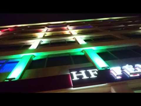 Hotel Fenix Music Lisbon By Night
