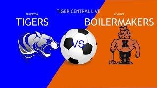 PHS Tigers Vs. Boilers Soccer