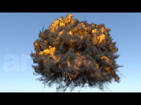 Getting Started Turbulence FD & OpenVDB Arnold Render C4DtoA