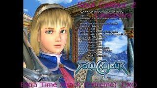 Soul Calibur 2 - Cassandra - Extra Time Attack (Extreme)