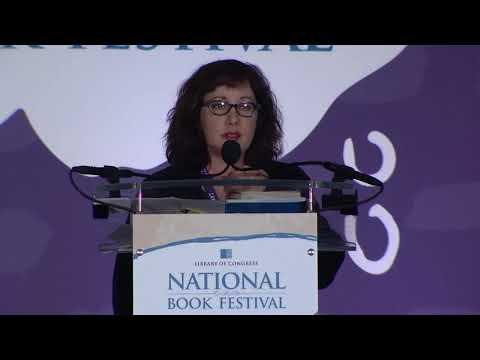 Kathleen Glasgow: 2017 National Book Festival