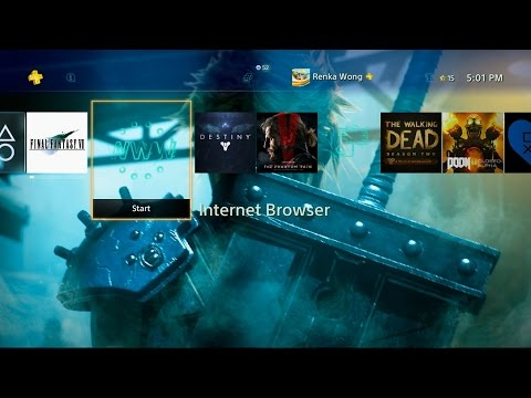 Best PS4 themes to transform your console into a thing of