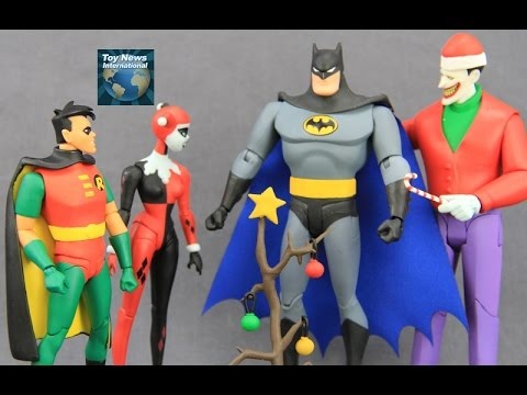 "Batman: The Animated Series 6"" Christmas With The Joker ..."