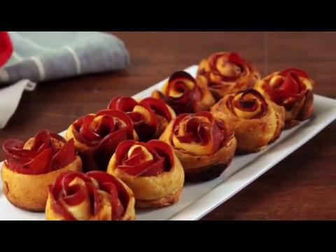 Jennie James - Pizza Roses (WATCH)