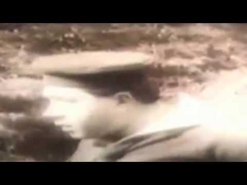 Flor de durazno (film 1917) Escenas con Carlos Gardel